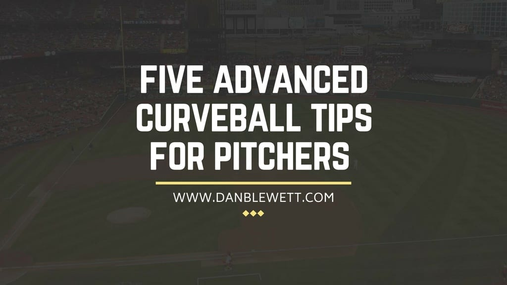 baseball curveball tips and drills