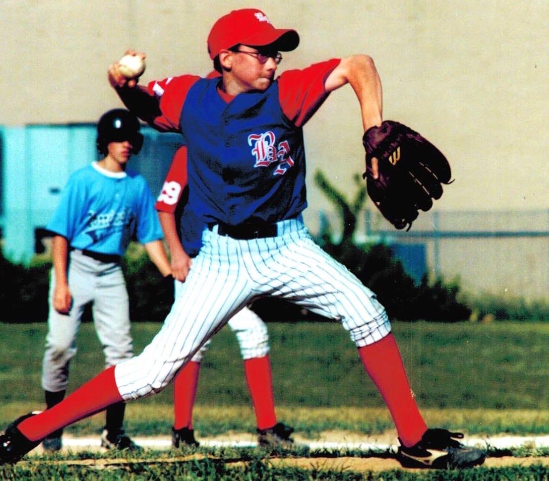 dan blewett pitching
