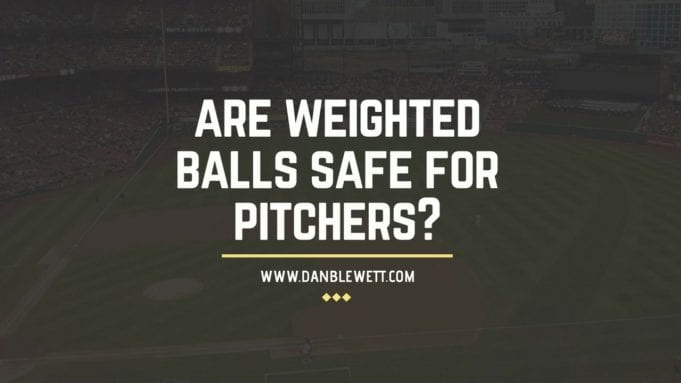 are weighted baseballs safe