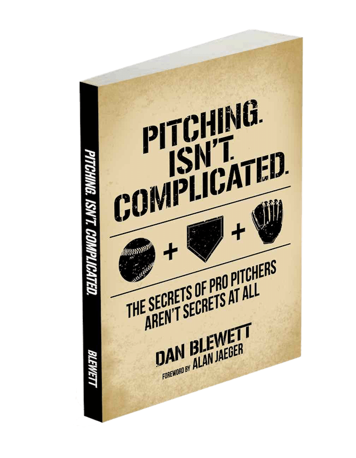 pitching isn't complicated