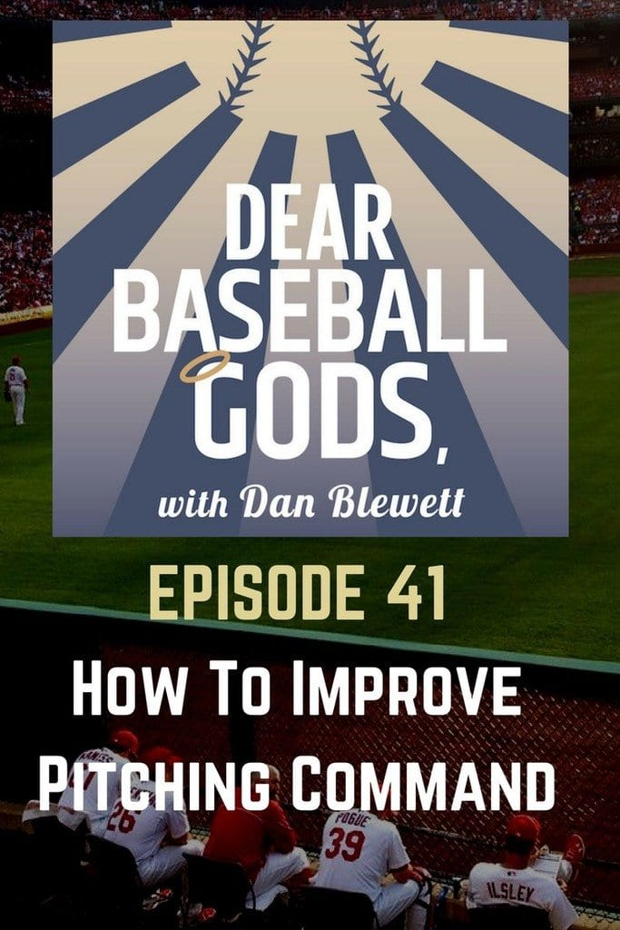 improve pitching command