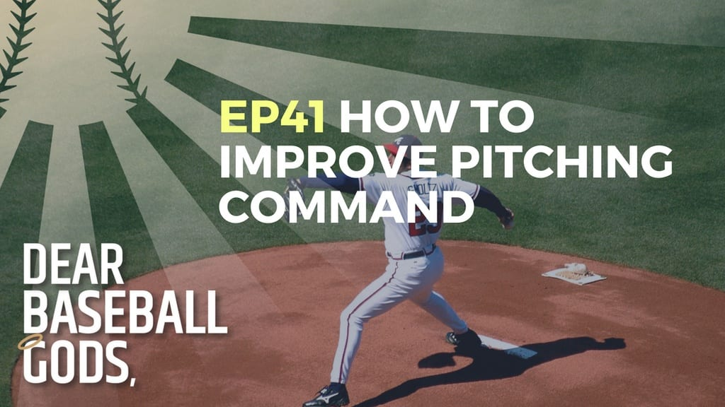 How to improve pitching command