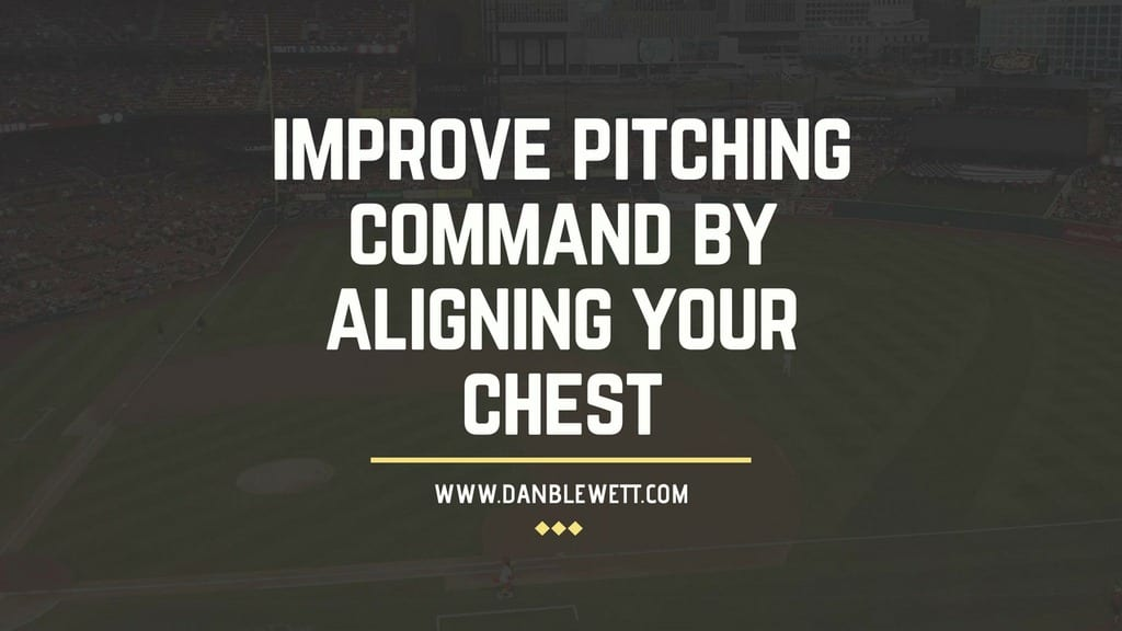 improve pitching command in baseball