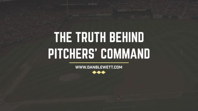 how to improve pitching command in baseball