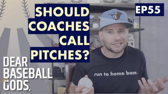 How to call pitches in baseball