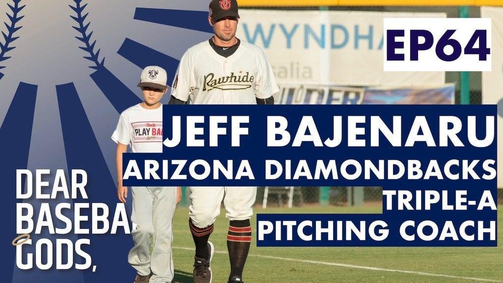 Jeff Bajenaru Pitching Coach