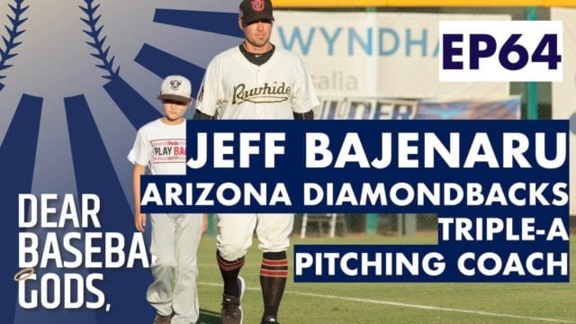 Jeff Bajenaru Pitching Coach