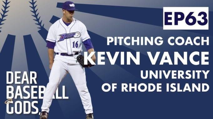 Kevin Vance baseball