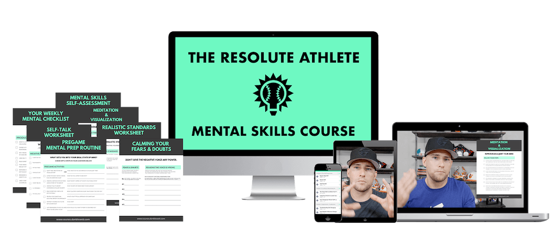 resolute athlete mental skills course