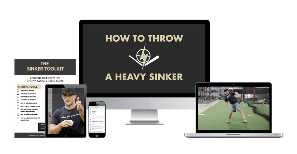how to throw a sinker