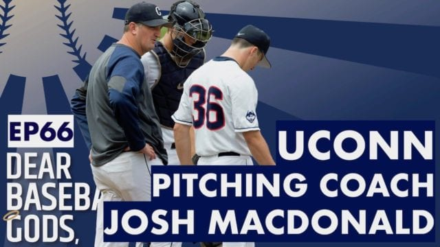 Josh MacDonald Uconn Baseball
