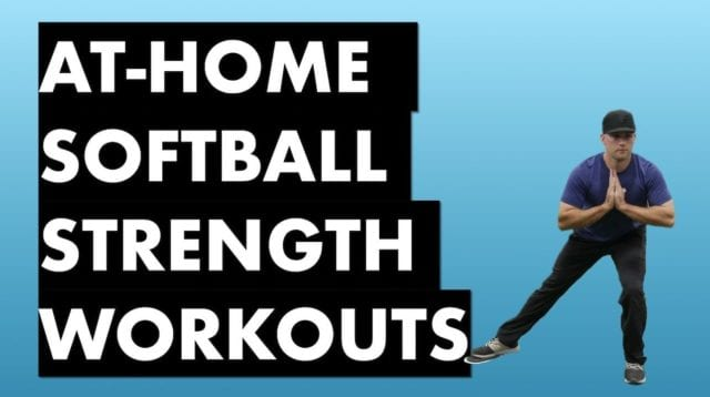 softball strength workouts
