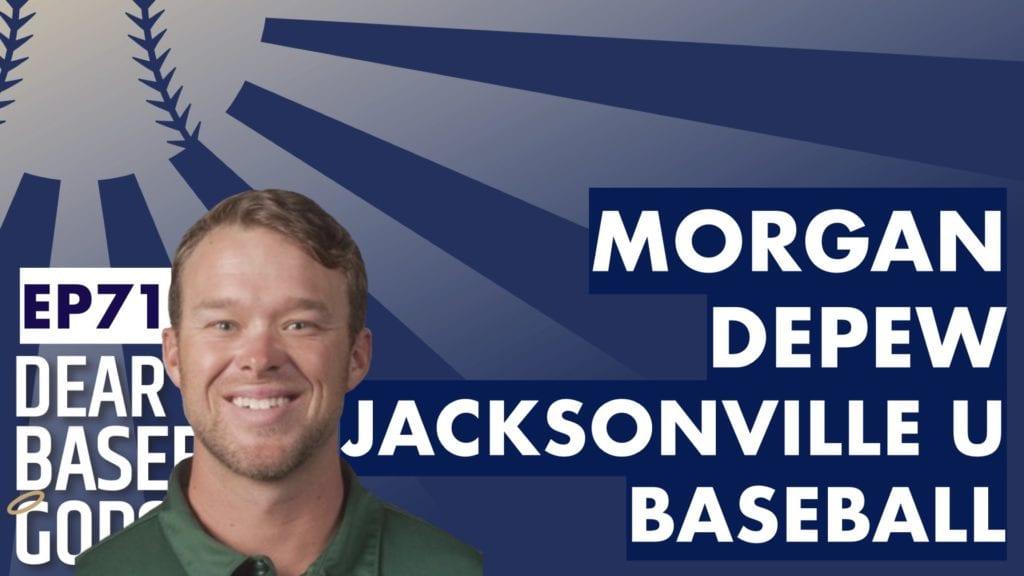Morgan Depew Baseball