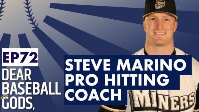 Steve Marino baseball
