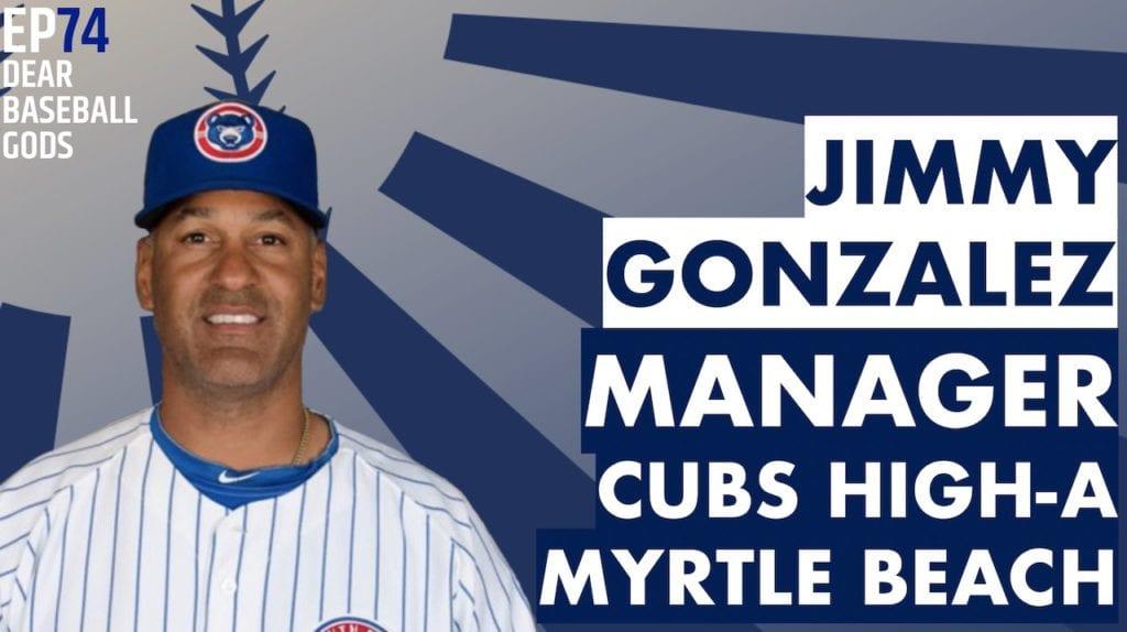 Jimmy Gonzalez Baseball Coach