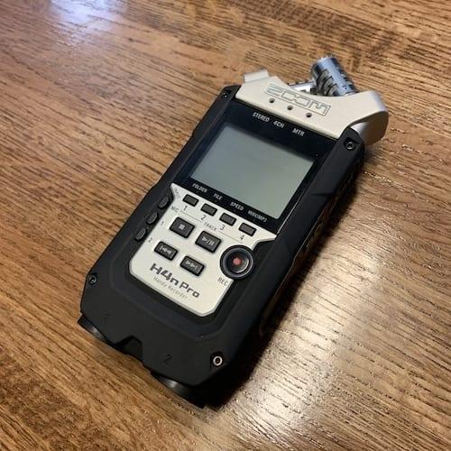 podcast audio recorder