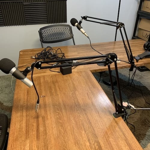 podcast boom arm