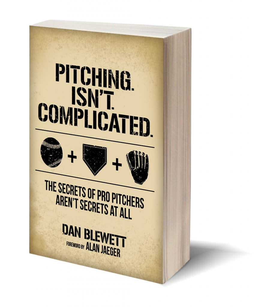 pitching isn't complicated book