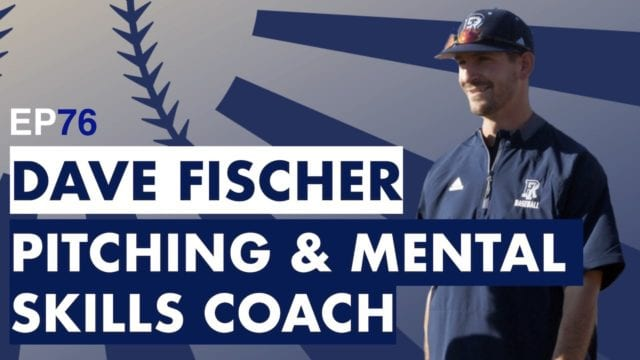 Dave Fischer Pitching Coach Baseball