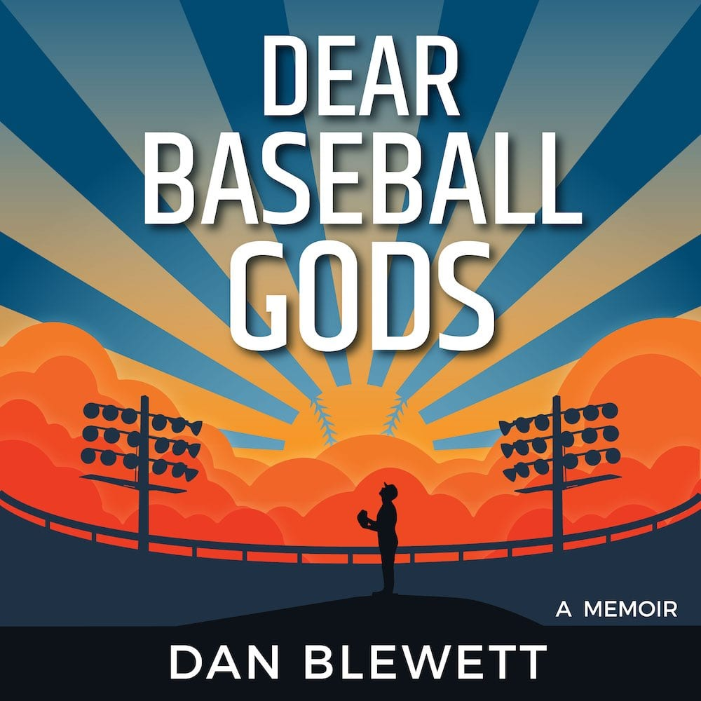 Dear Baseball Gods audiobook cover