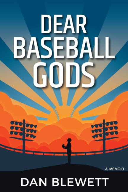 Dear Baseball Gods Book