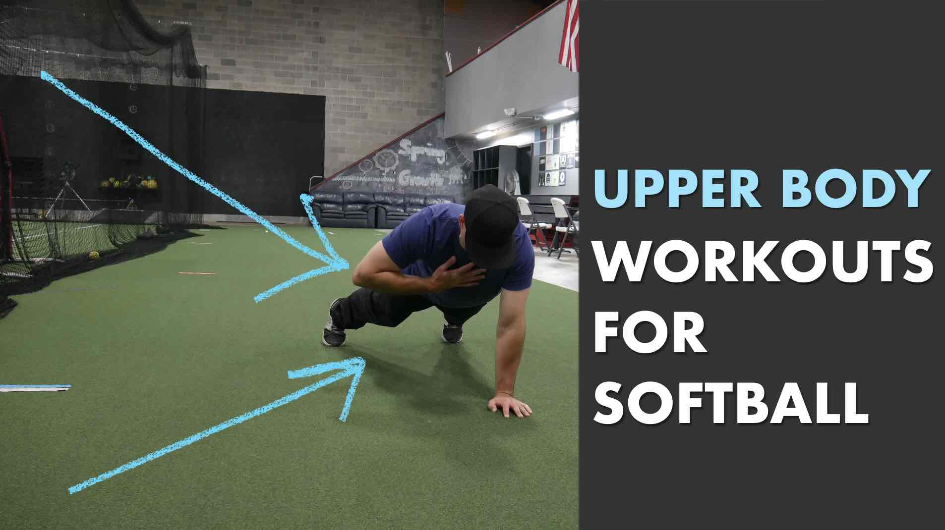 d3fdd6c3c0 Upper Body Strength Workouts For Softball Players