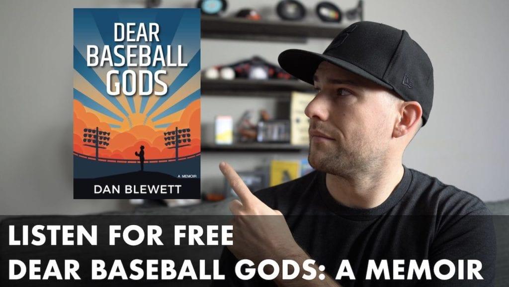Dear Baseball Gods Book Free Chapter Small