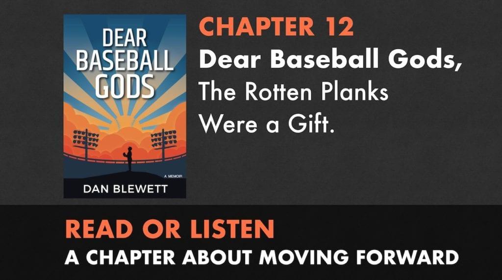 Dear Baseball Gods Book Free Sample Chapter 12
