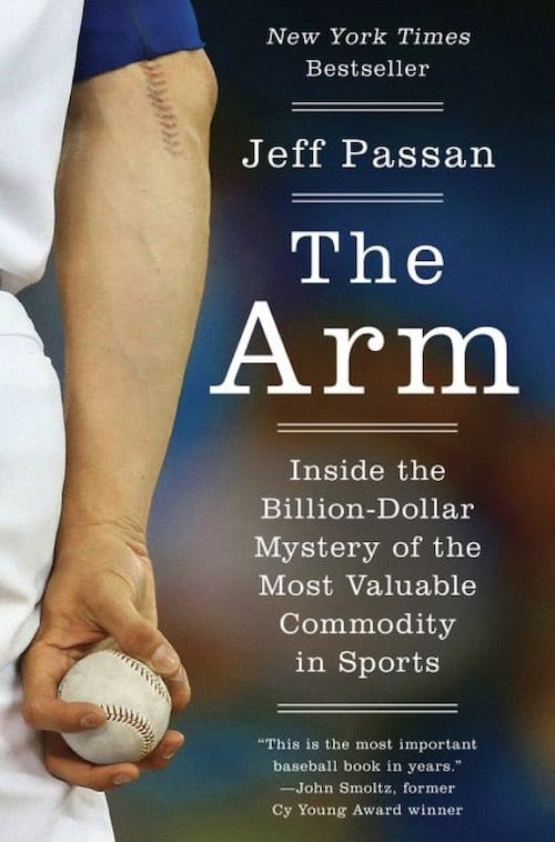 Tommy John surgery book the arm
