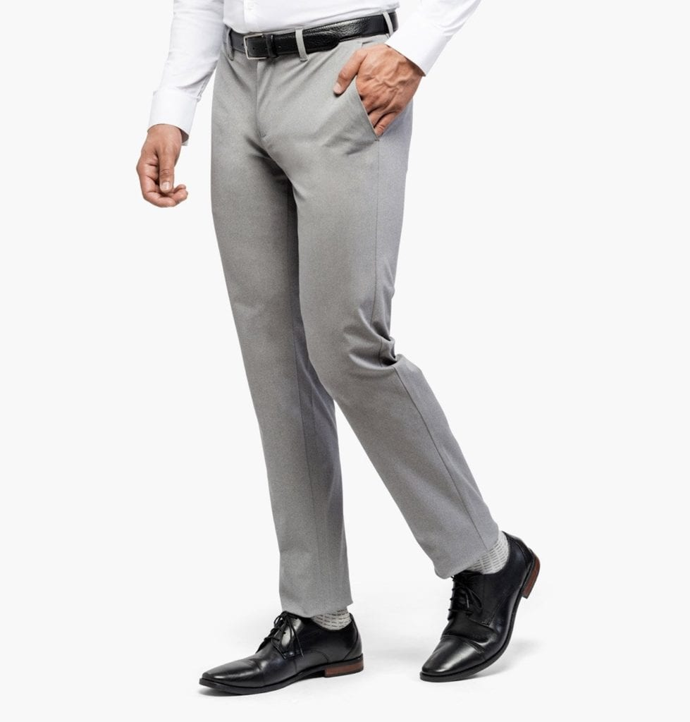 ministry of supply kinetic pant review