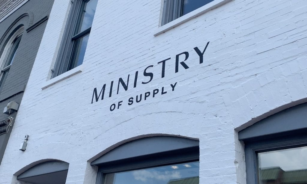 ministry of supply mens
